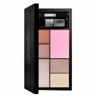 Набор из теней и румян Sleek MakeUp EYE&CHEEK PALETTE All Day Soiree: фото