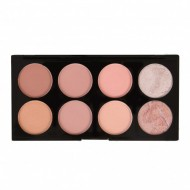 Палетка румян MakeUp Revolution ULTRA BLUSH PALETTE Hot Spice