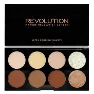 Набор корректоров MakeUp Revolution ULTRA CONTOUR PALETTE: фото