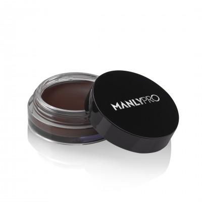 Кремовый мусс для бровей Manly Pro EM01 Double Espresso 8г: фото