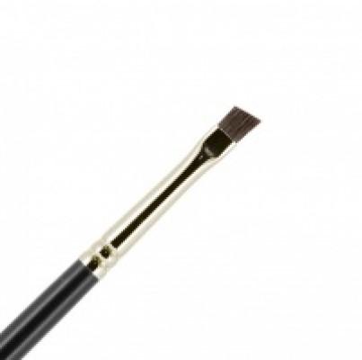 Кисть для бровей из волоса хорька №4 со скосом VALЕRI-D: фото