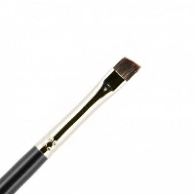 Кисть для бровей из волоса енота №6 со скосом VALERI-D: фото
