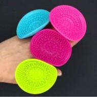 Насадка для мытья кистей MAKE-UP-SECRET (Silicone Cup): фото