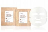 Гидрогелевая восстанавливающая маска с экстрактом жемчуга Llang, 25 гр: фото
