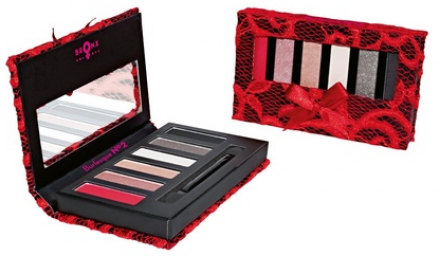 Палетка теней Bronx Colors Eyeshadow Pallette Burlesque NO 2: фото