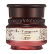 Крем для лица с черным гранатом SKINFOOD Black Pomegranate Cream: фото