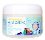 Отзывы Маска увлажняющая для сияния кожи ELIZAVECCA Milky Piggy Water Coating Aqua Brightening Mask