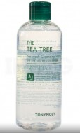 Очищающая вода TONY MOLY The tea tree no wash cleansing water 300 мл: фото