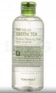 Очищающая вода TONY MOLY The chok chok green tea cleansing water 300 мл: фото