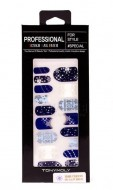 Наклейки для ногтей TONY MOLY Professional design nail patch 11: фото