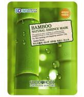 Тканевая 3D маска с бамбуком FoodaHolic Bamboo Natural Essence Mask 23мл: фото