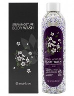 Увлажняющий гель для душа (флора сиреневый) SEANTREE Steam moisture body wash (Floral-2) 270мл: фото