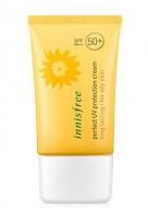 Солнцезащитный крем для жирной кожи INNISFREE Perfect UV Protection Cream Long Lasting For Oily Skin SPF50: фото