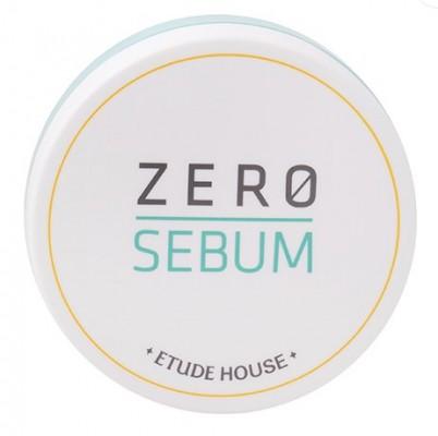 Пудра рассыпчатая матирующая ETUDE HOUSE Zero Sebum Drying Powder 6г: фото