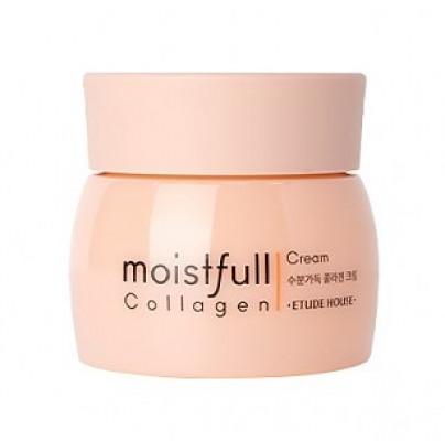 Крем для лица с коллагеном ETUDE HOUSE Moistfull Collagen Cream 75мл: фото