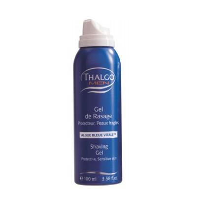 Гель для бритья мужской THALGO 100 мл: фото