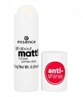 Праймер для лица в стике для Т-зоны ESSENCE All about matt: фото