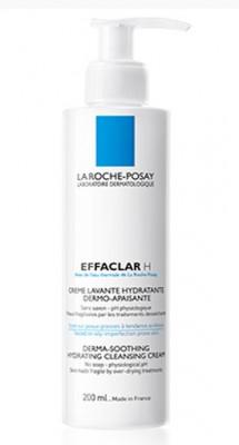 Гель-крем очищающий для проблемной кожи La Roche-Posay Effaclar Н 200 мл: фото
