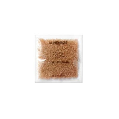 Морская соль для расслабляющей велнес-ванны La Biosthetique Le Sel De Bain SPA 50г: фото