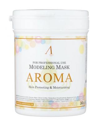 Маска альгинатная антивозрастная питательная Anskin Aroma Modeling Mask 240г: фото