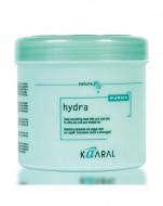 Маска для волос интенсивная увлажняющая питательная Kaaral Purify-Hudra mask 500мл: фото