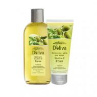 Шампунь для восстановления сухих и ломких волос D`oliva Giardino di Roma 200мл: фото