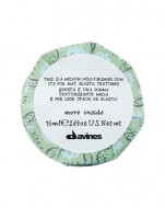 Эластик-гель для матовых подвижных текстур Davines Medium Hold Finishing Gum More Inside 75 мл: фото