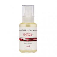 Масло-эликсир, шаг 3 CHRISTINA Chateau de Beaute Vino Elixir 100 мл: фото