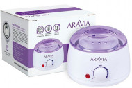 Нагреватель с термостатом (воскоплав) Aravia professional 500 мл: фото