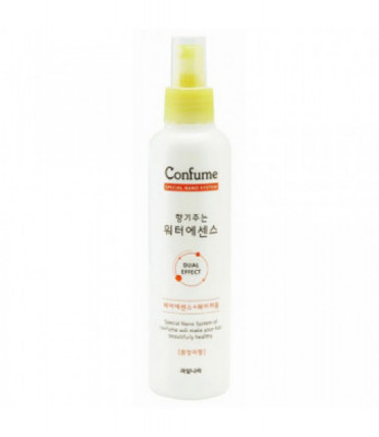 Спрей для волос увлажняющий парфюмированный Welcos Confume Perfume Water Essence White Rose 252мл: фото