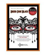 Маска тканевая для лица Mediheal Mask Dress Code Black 27мл: фото