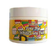 Маска очищающая с белой глиной Baviphat Urban Dollkiss Pore Bye White Clay Pack 100мл: фото