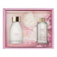 Аромадиффузор набор THE SAEM URBAN DELIGHT CANDLE blossom Set 110мл*2: фото