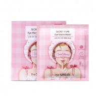 Маска тепловая для глаз набор THE SAEM Secret Pure Eye Warm Mask Set: фото