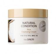 Крем очищающий рисовый NATURAL CONDITION Rice Cleansing Cream (N2) 300мл: фото