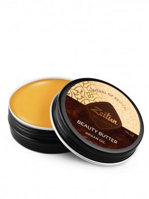 """Крем-масло для тела Zeitun """"Ритуал восстановления"""" с органический маслом арганы, 60 гр: фото"""