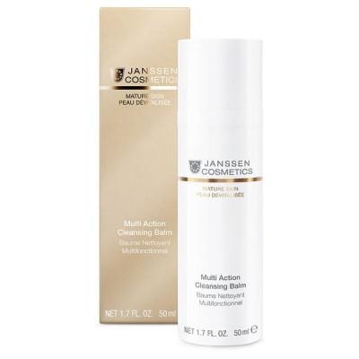 Бальзам для очищения кожи мультифункциональный Janssen Cosmetics Multi action Cleansing Balm 100 мл: фото