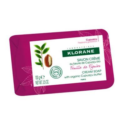Мыло Klorane Нежный инжир 100г: фото
