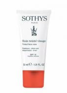 Крем тонирующий увлажняющий с ароматом арбуза и лайма Sothys Tinted Face Care SPF15 30мл: фото