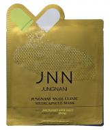 Маска тканевая улиточная JUNGNANI JNN SNAIL CLINIC MEDICAPSULE MASK 23мл: фото
