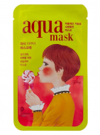 Маска тканевая антивозрастная FASCY FRILE Tina Aqua Mask 26г: фото