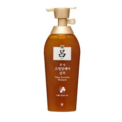 Шампунь для глубокого питания волос RYO DEEP NUTRITION SHAMPOO, 500 мл: фото