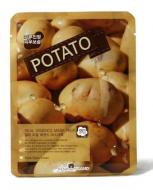 Маска тканевая с картофелем May Island Real Essence Potato Mask Pack 25мл: фото
