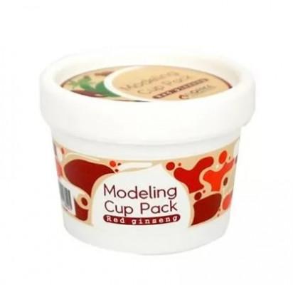 Альгинатная маска с красным женьшенем INOFACE Modeling Cup Pack Red Ginseng 15г: фото
