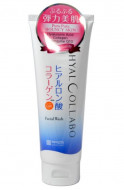 Пенка с наноколлагеном и наногиалуроновой кислотой Meishoku Hyalcollabo Facial Wash 100 г: фото