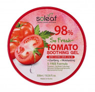 Гель универсальный для лица и тела с томатом Soleaf So Fresh Tomato Soothing Gel 300 мл: фото