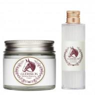 Набор для лица увлажняющий Guerisson Moisture Balancing Cream + Lifting Essence 70г+65мл: фото