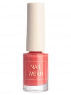Лак для ногтей THE SAEM Nail wear 107. Grapefruit Syrup: фото