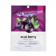 Тканевая маска с экстрактом ягод асаи ACAI BERRY MASK PACK 28 мл, BERGAMO: фото