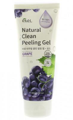 Пилинг для лица с экстрактом винограда Ekel Peeling Gel Grape 180 мл: фото